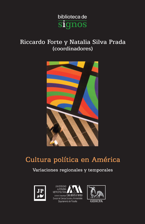 CULTURA POLITICA EN AMERICA