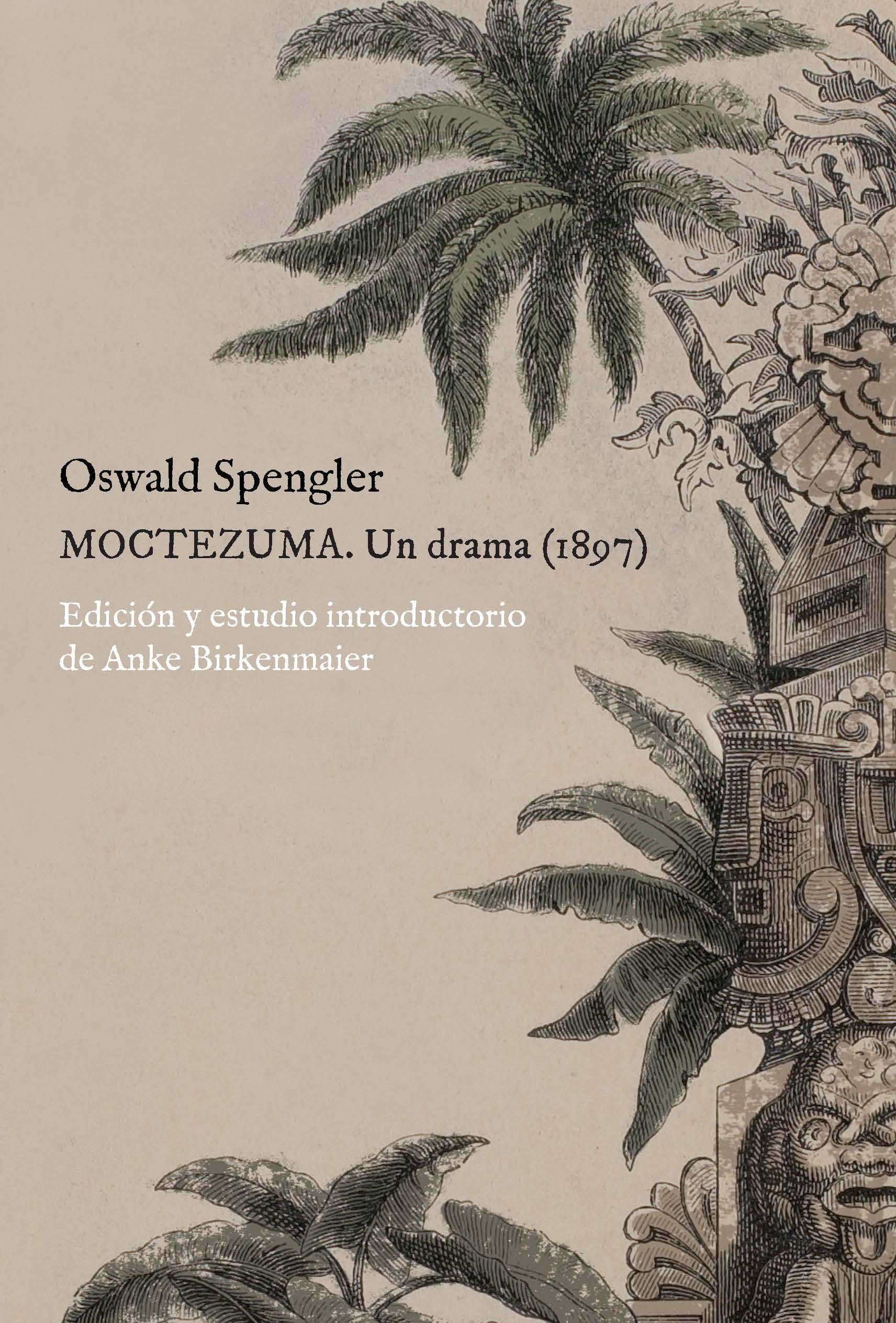 MOCTEZUMA UN DRAMA 1897