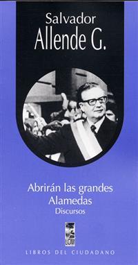 ABRIRAN LAS GRANDES ALAMEDAS